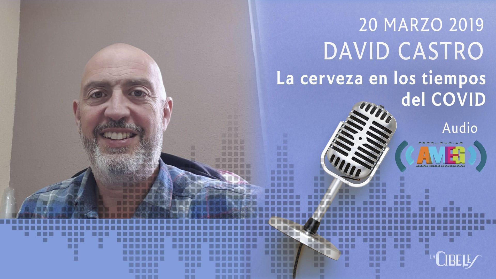 Frecuencias AMEG David Castro