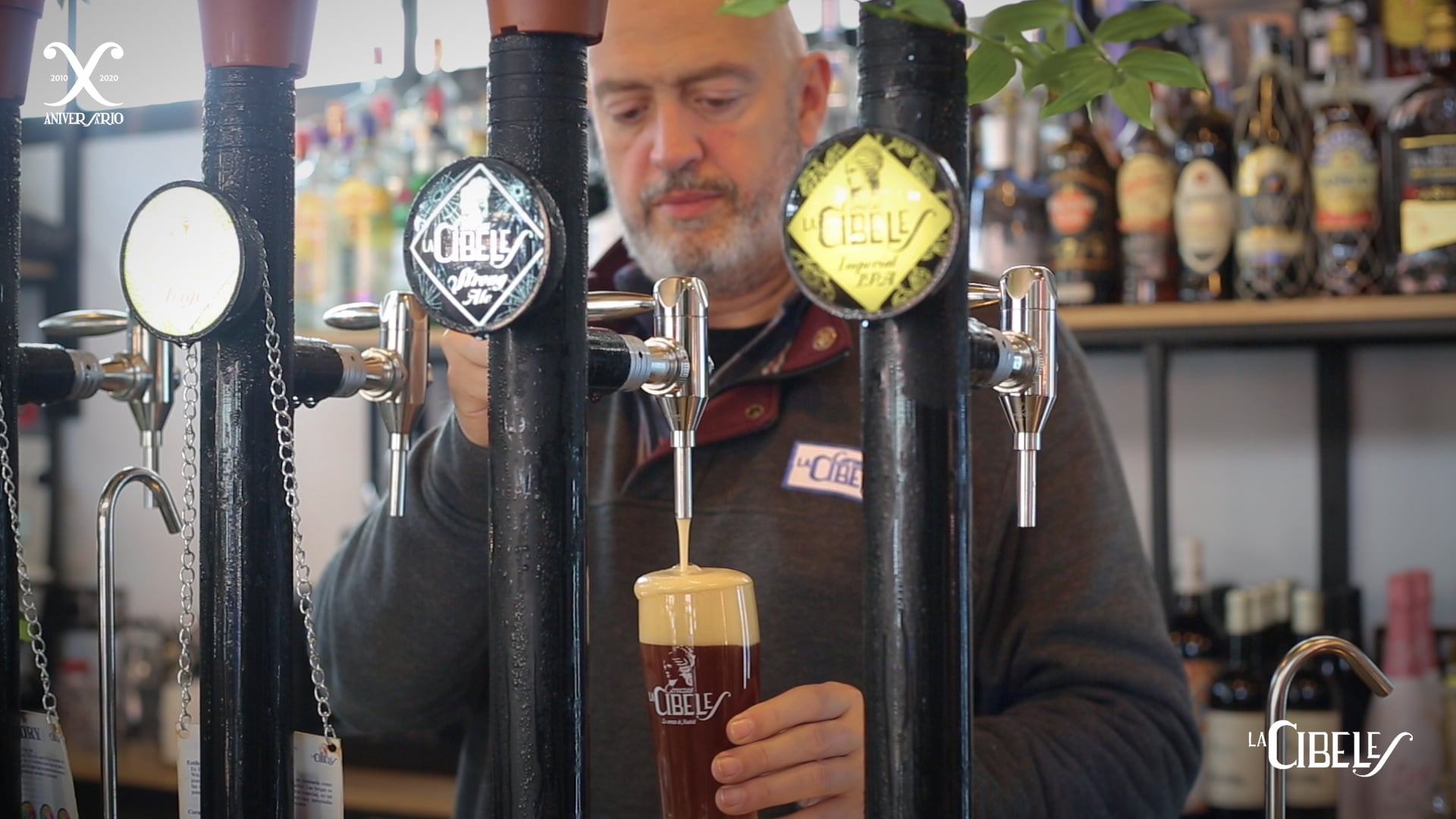 Grifos Cervezas La Cibeles