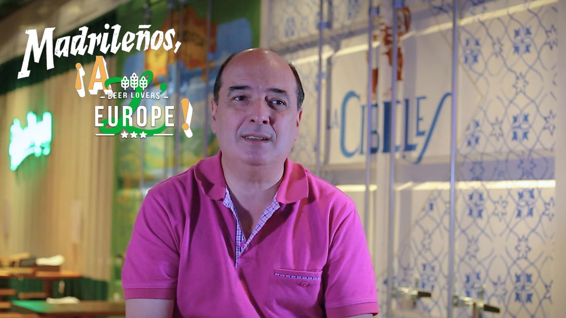Cervecería l'Europe Madrid